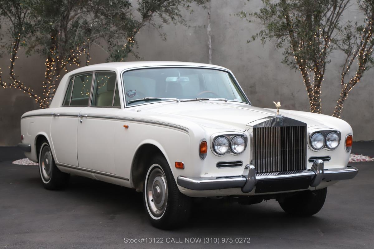 1971 Rolls Royce Silver Shadow