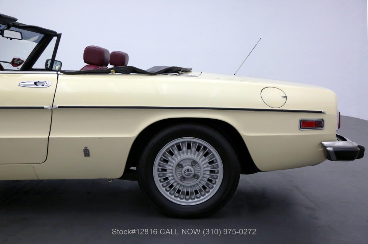 Used 1974 Alfa Romeo 2000 Veloce Spider  | Los Angeles, CA