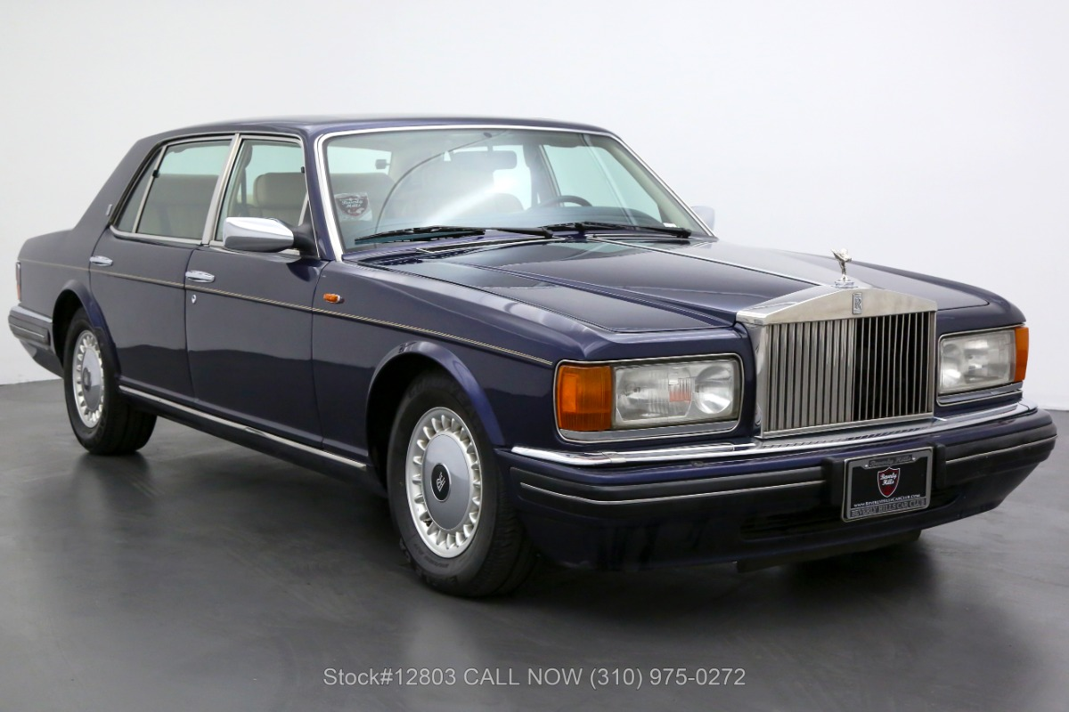 1996 Rolls Royce Silver Spur