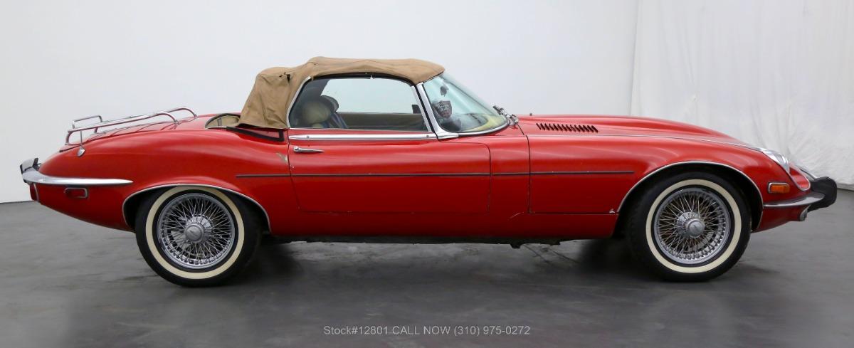 Used 1973 Jaguar XKE Roadster | Los Angeles, CA