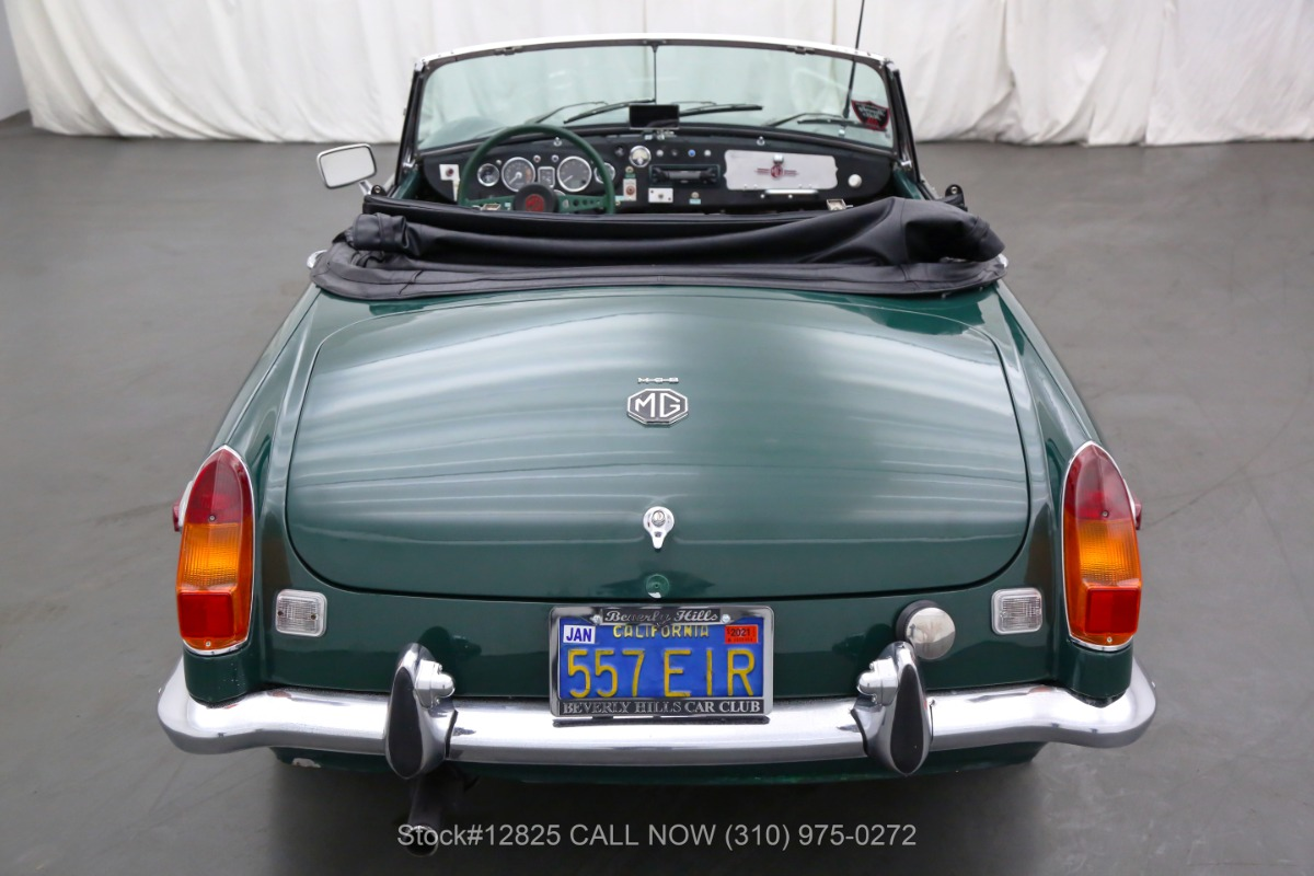Used 1971 MG B Roadster | Los Angeles, CA