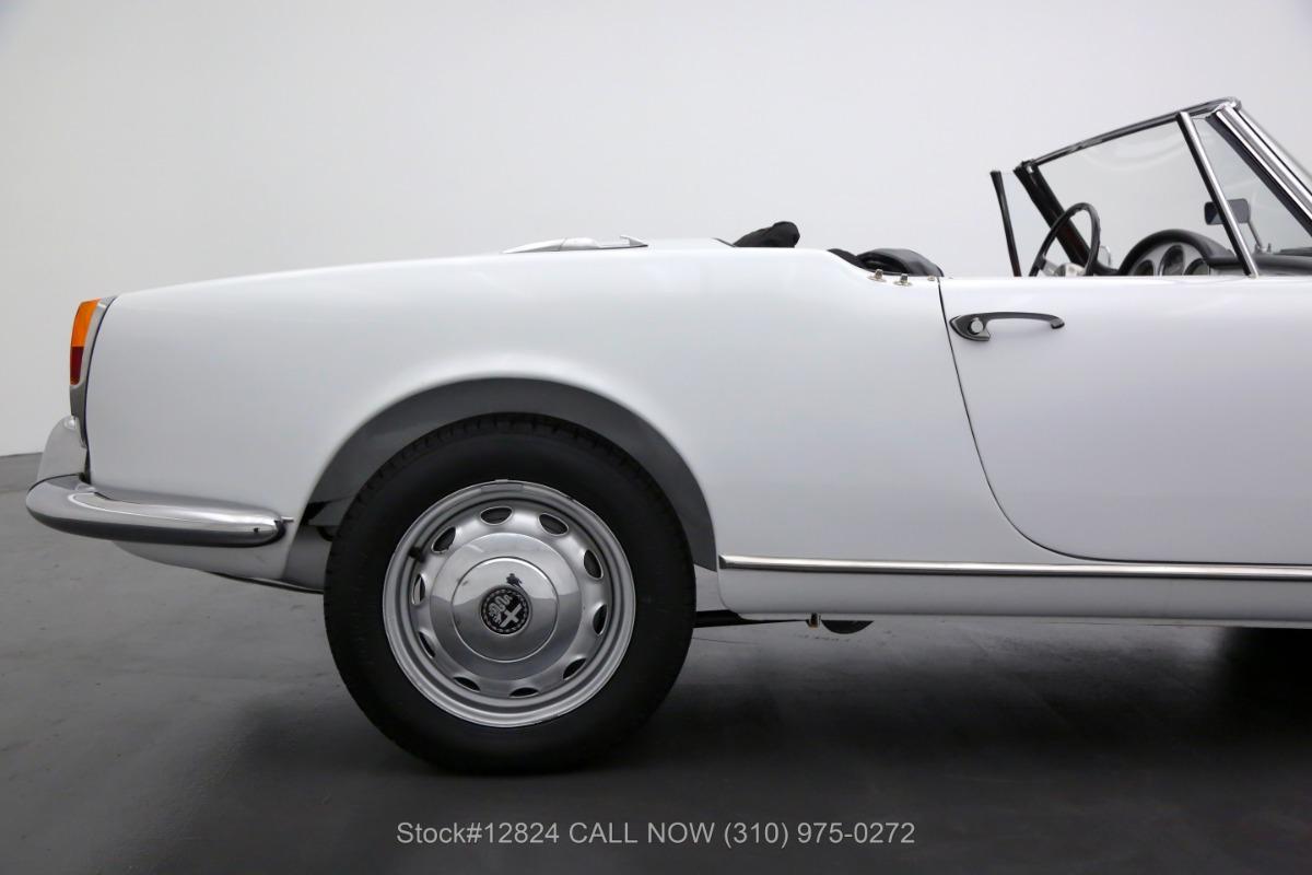Used 1963 Alfa Romeo Giulia 1600 Spider  | Los Angeles, CA