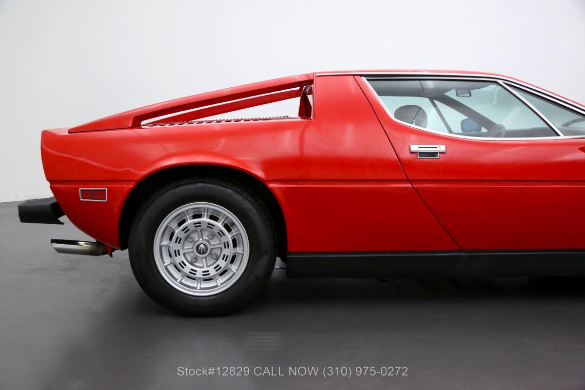 Used 1980 Maserati Merak SS  | Los Angeles, CA