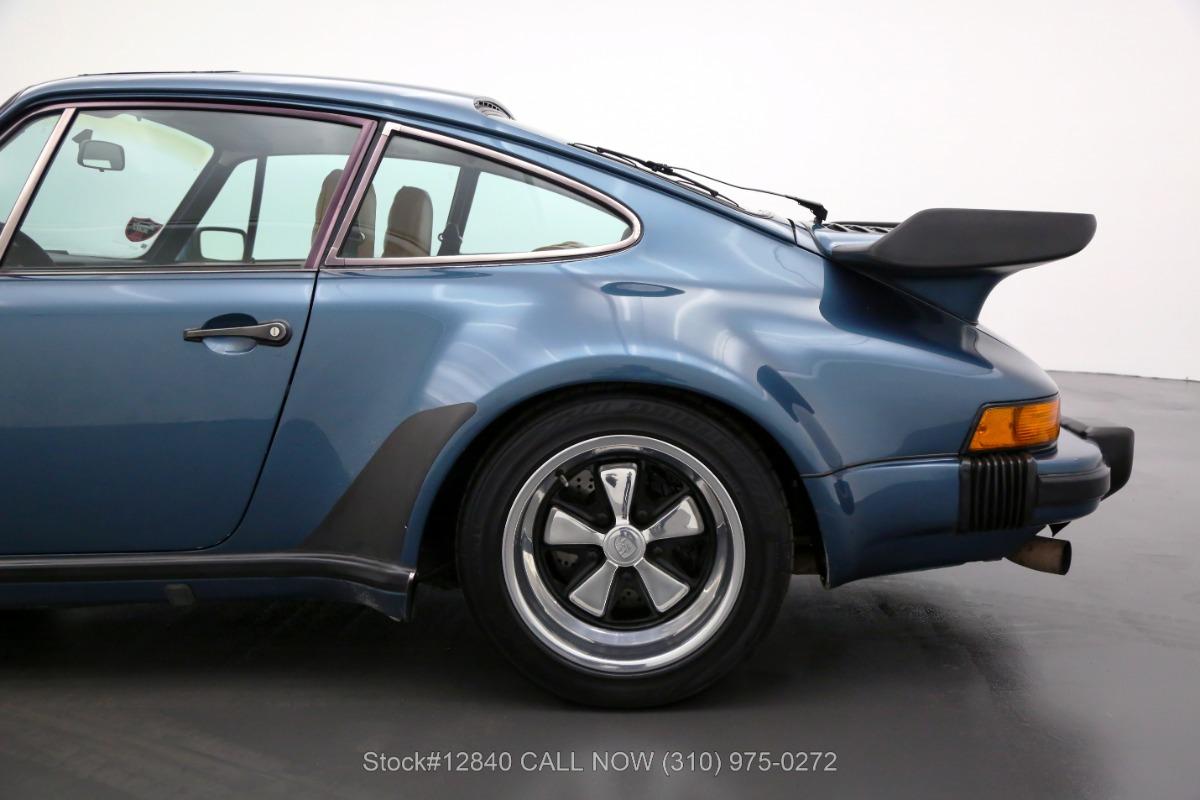 Used 1979 Porsche 930 Turbo Coupe   Los Angeles, CA