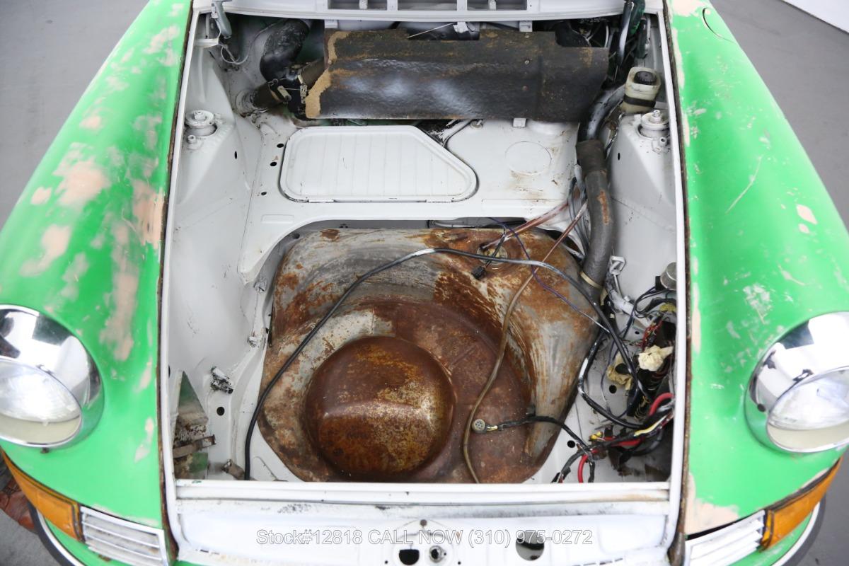 Used 1971 Porsche 911E Targa | Los Angeles, CA