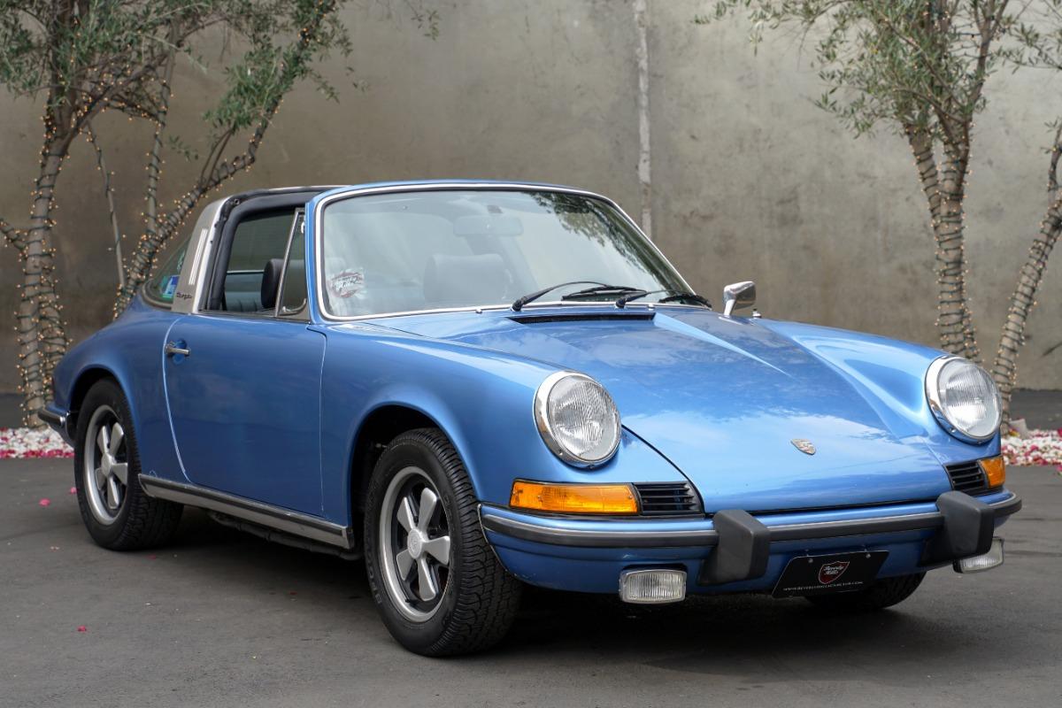 1973.5 Porsche 911T CIS Targa