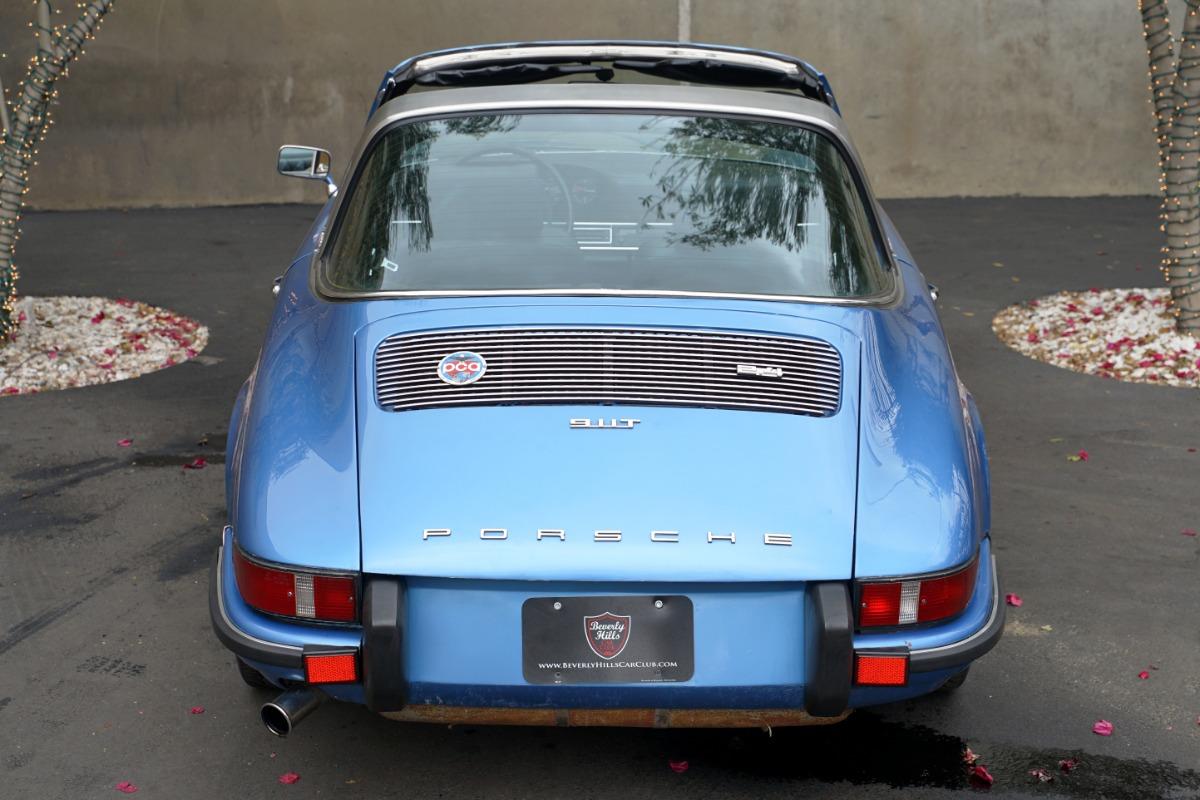 Used 1973.5 Porsche 911T CIS Targa | Los Angeles, CA