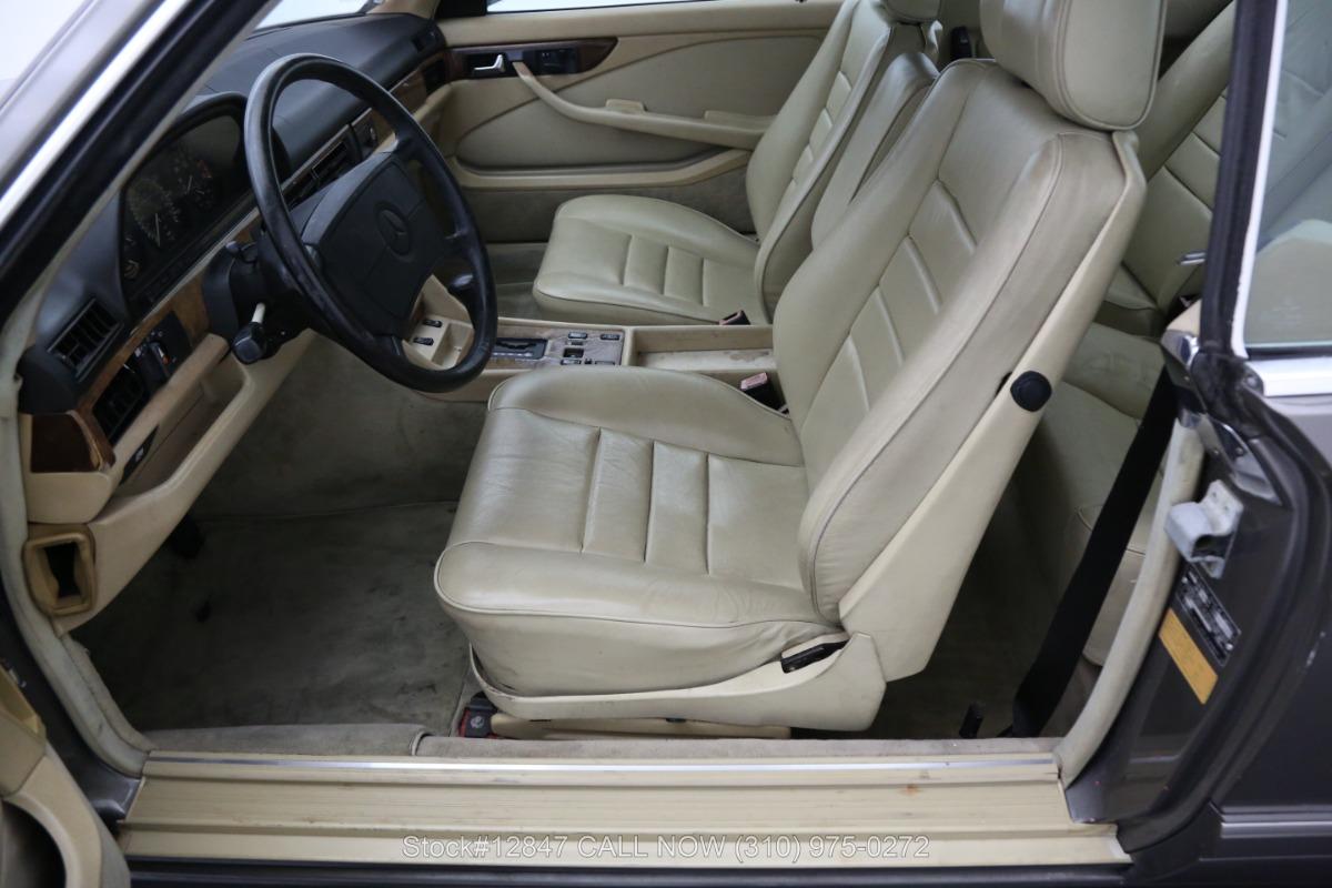 Used 1987 Mercedes-Benz 560SEC  | Los Angeles, CA