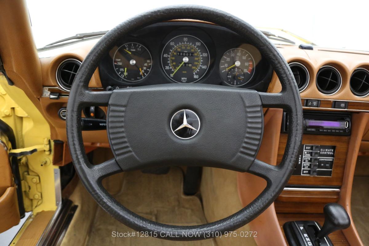 Used 1979 Mercedes-Benz 450SL    Los Angeles, CA