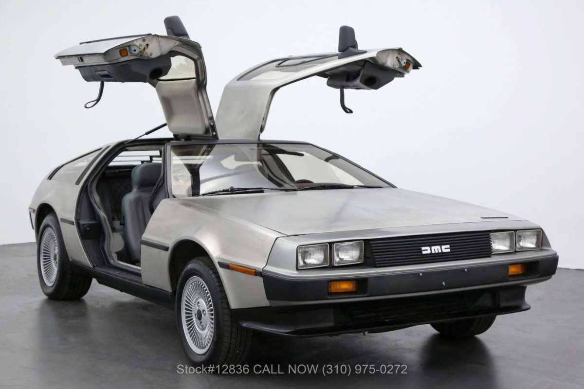 1983 DeLorean DMC