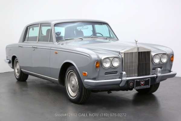 1971 Rolls Royce Silver Shadow Long-Wheelbase