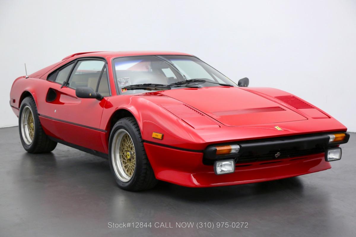 1984 Ferrari 308GTB Quattrovalvole Euro Spec