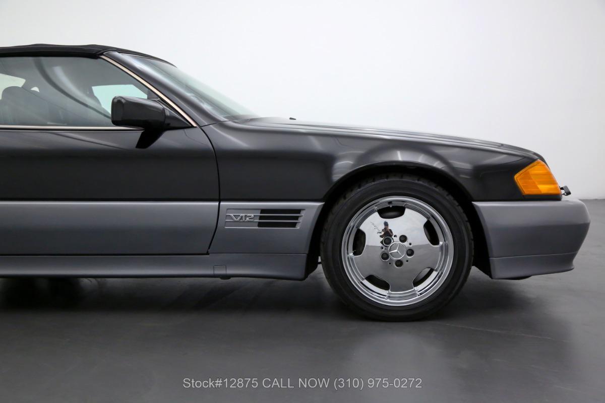 Used 1994 Mercedes-Benz SL600  | Los Angeles, CA