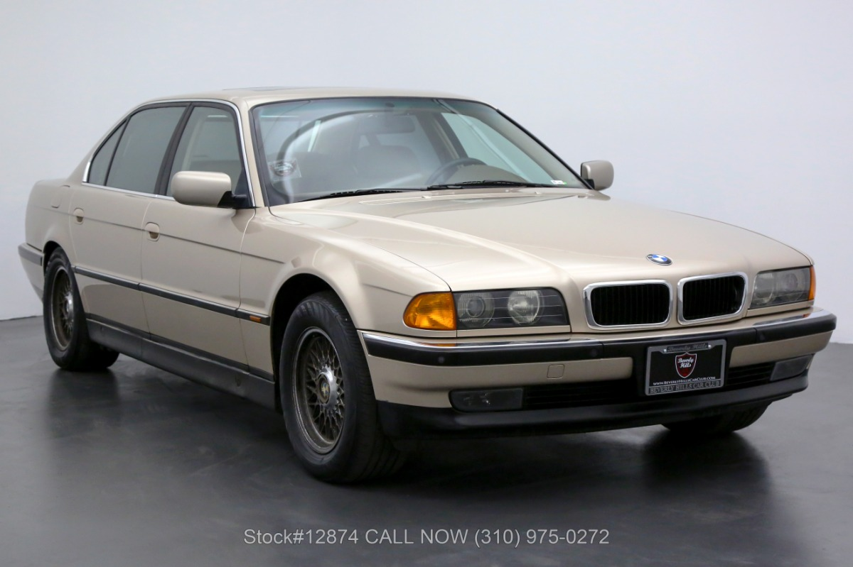 1996 BMW 740iL