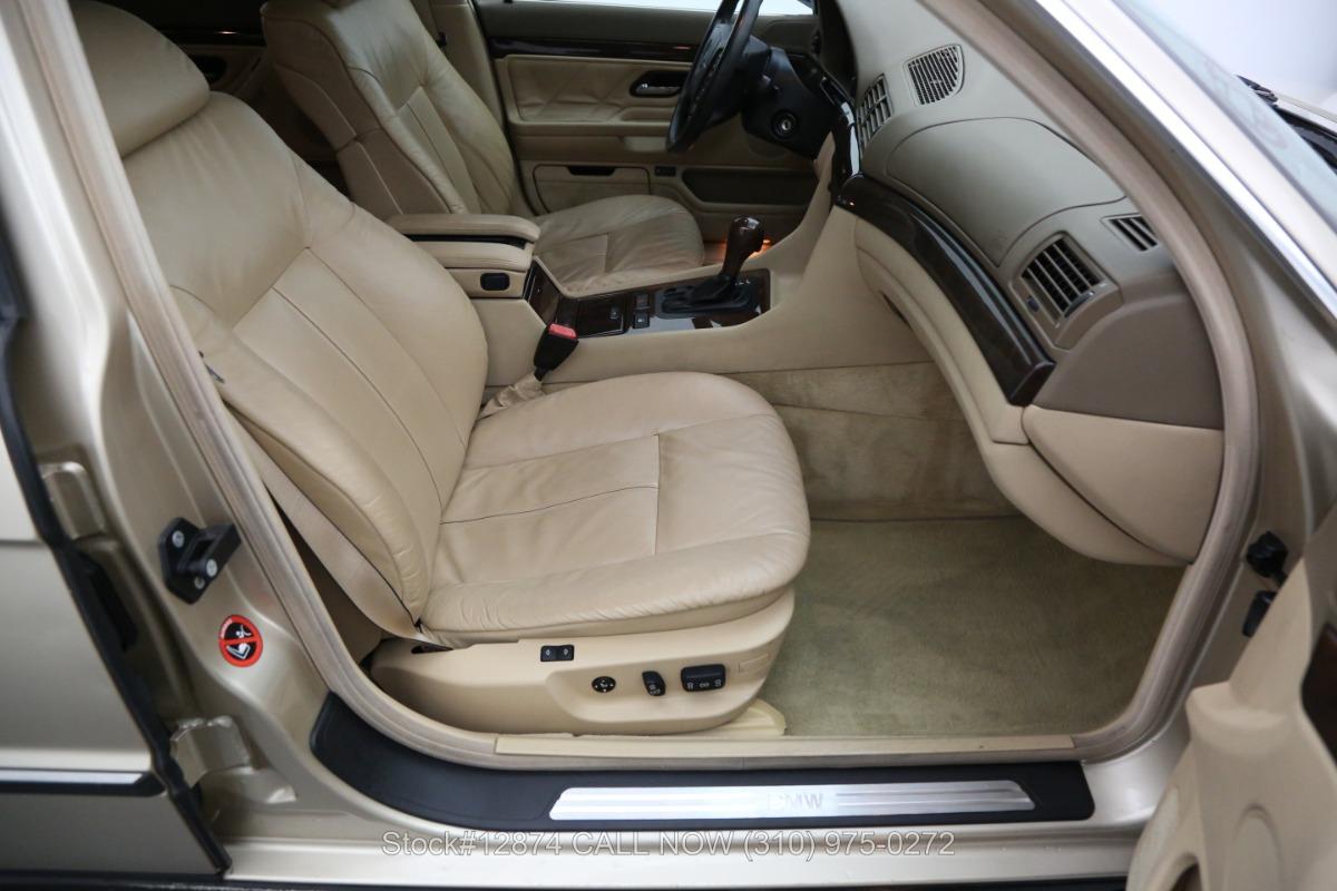 Used 1996 BMW 740iL  | Los Angeles, CA
