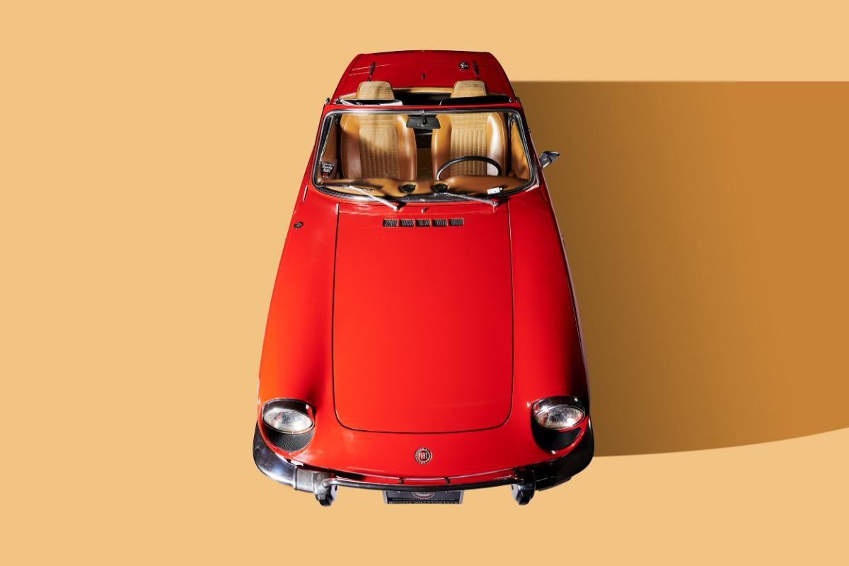 Used 1972 Fiat 850 Spider  | Los Angeles, CA
