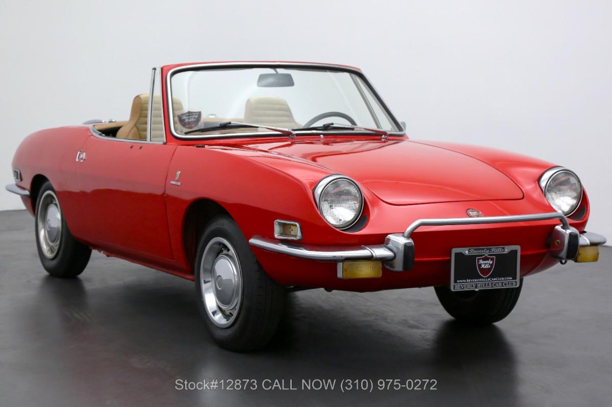 Used 1972 Fiat 850 Spider    Los Angeles, CA