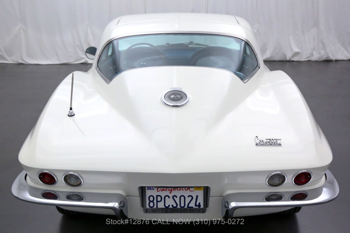 Used 1966 Chevrolet Corvette Coupe | Los Angeles, CA