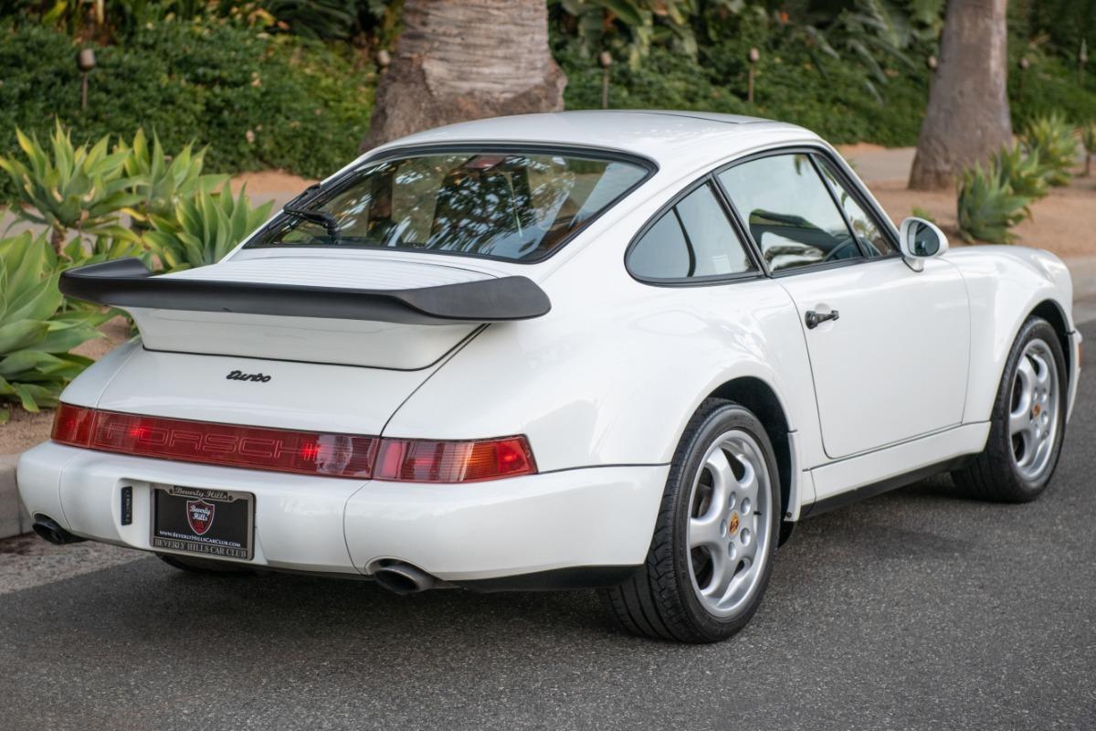Used 1992 Porsche 964 Turbo US Coupe | Los Angeles, CA