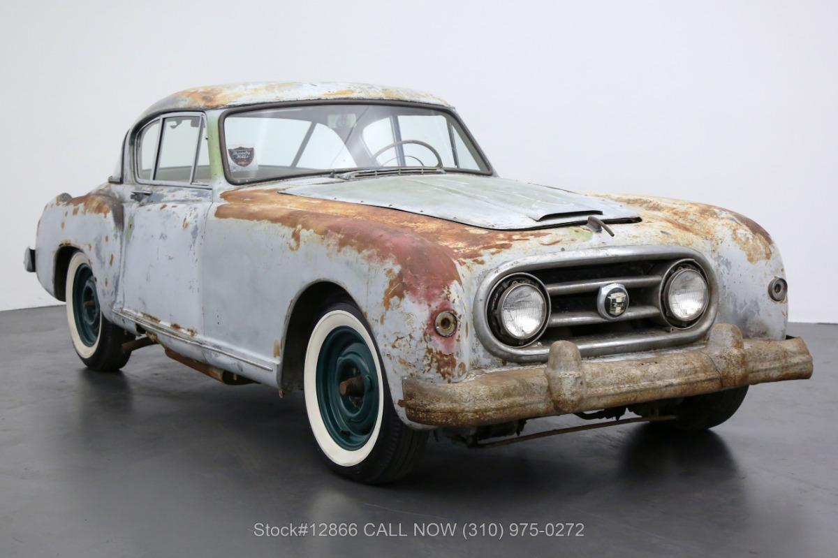 1955 Nash-Healey  Coupe