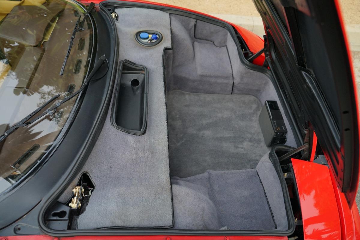 Used 1986 Ferrari Testarossa Monospecchio Monodado  | Los Angeles, CA