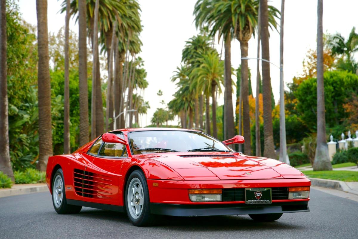 Used 1986 Ferrari Testarossa Monospecchio Monodado    Los Angeles, CA