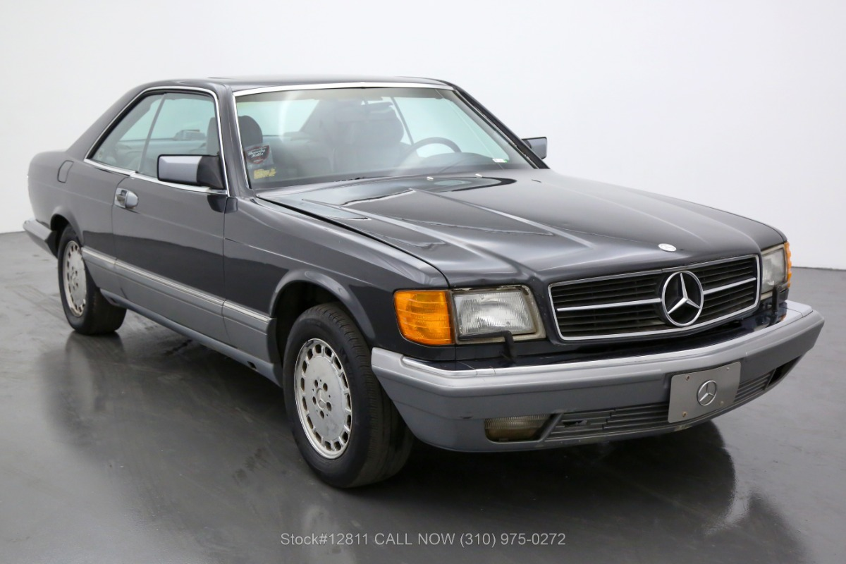 Used 1988 Mercedes-Benz 560SEC Coupe | Los Angeles, CA