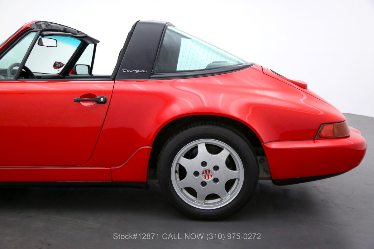 Used 1991 Porsche 964 Carrera 2 Targa | Los Angeles, CA