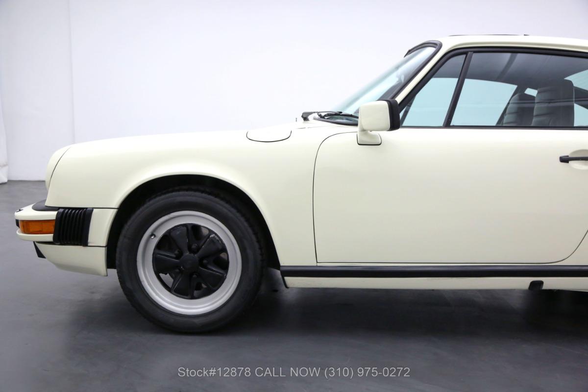 Used 1981 Porsche 911SC Coupe | Los Angeles, CA