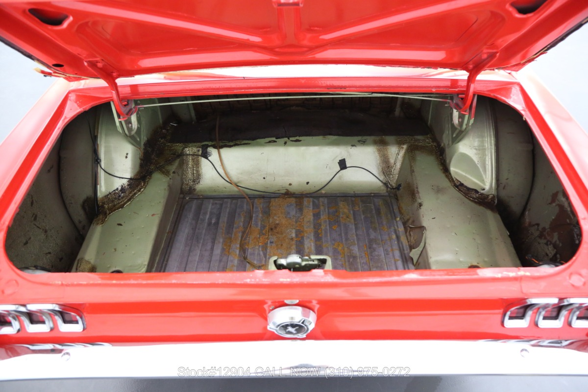 Used 1967 Ford Mustang Coupe | Los Angeles, CA