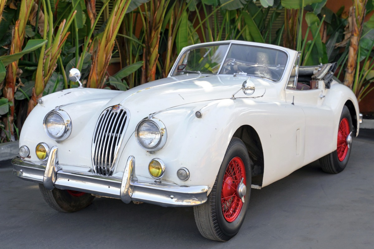Used 1956 Jaguar XK140 Drophead Coupe | Los Angeles, CA