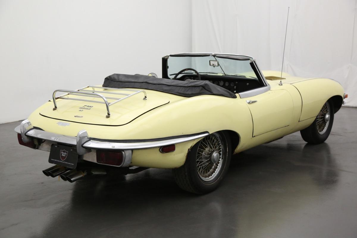 Used 1969 Jaguar XKE Roadster | Los Angeles, CA