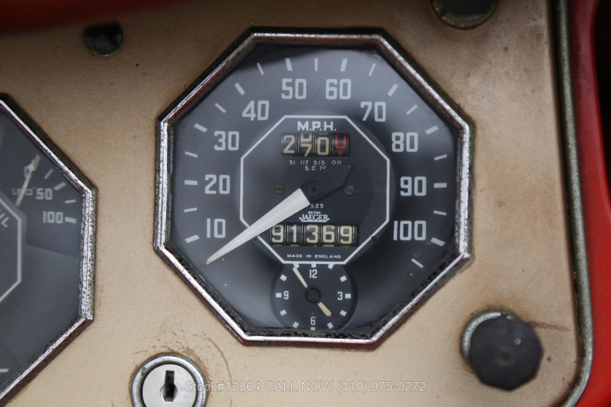 Used 1954 MG TF  | Los Angeles, CA