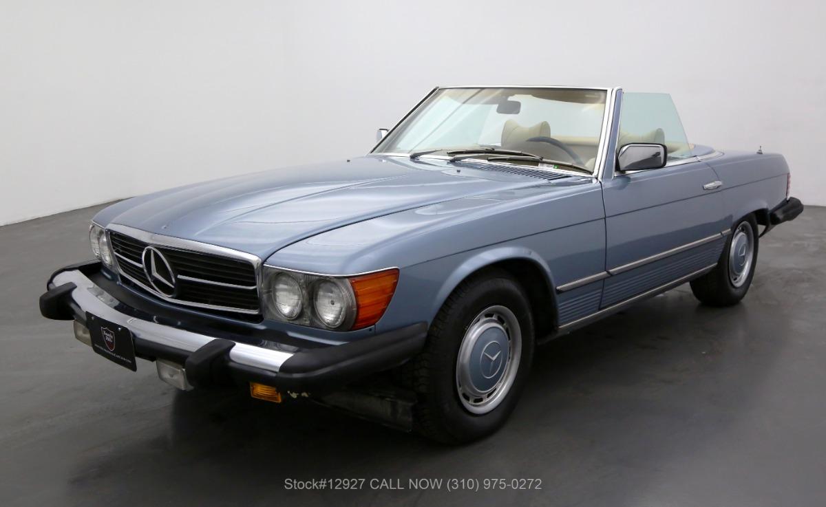 Used 1977 Mercedes-Benz 450SL  | Los Angeles, CA
