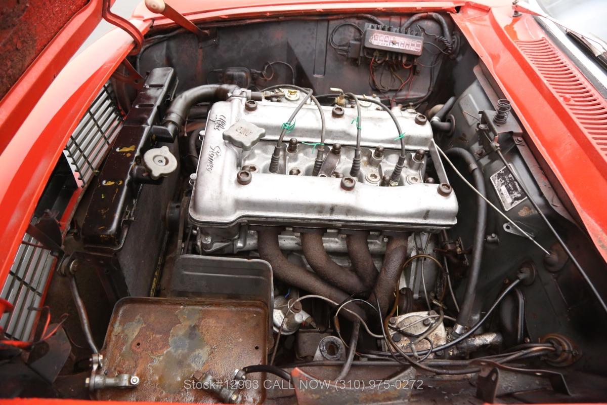 Used 1965 Alfa Romeo Giulia Sprint GT Stepnose  | Los Angeles, CA