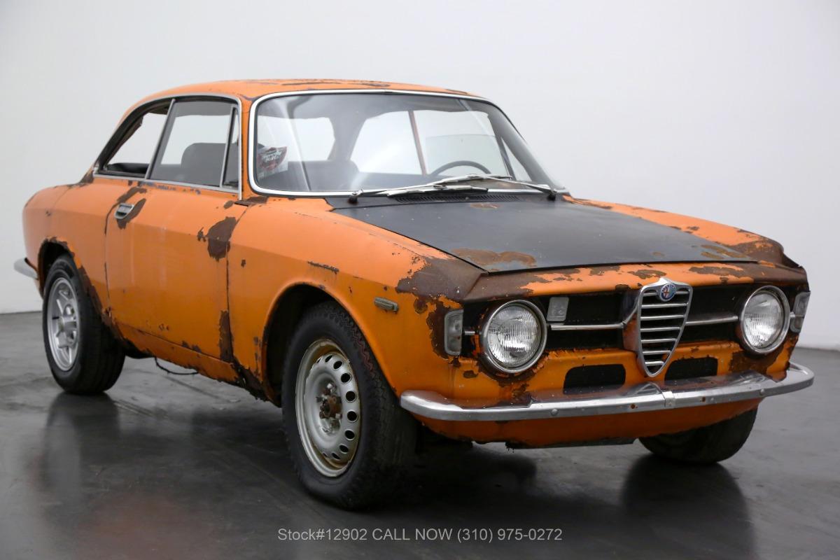 1964 Alfa Romeo Giulia Sprint GT Stepnose