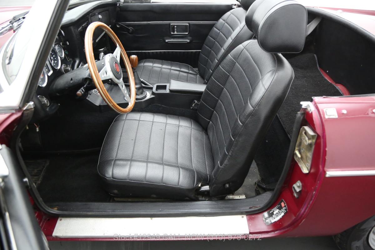 Used 1974 MG B Roadster   Los Angeles, CA