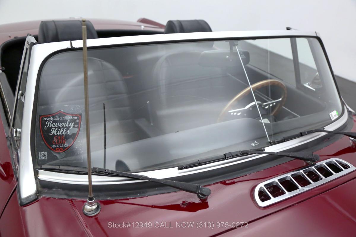Used 1974 MG B Roadster | Los Angeles, CA