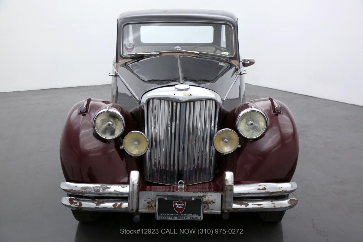 Used 1950 Jaguar Mark V Left-hand Drive  | Los Angeles, CA