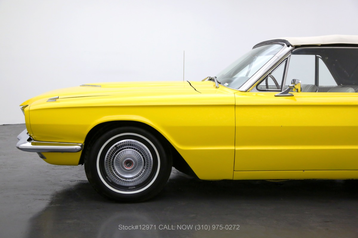 Used 1966 Ford Thunderbird Convertible | Los Angeles, CA