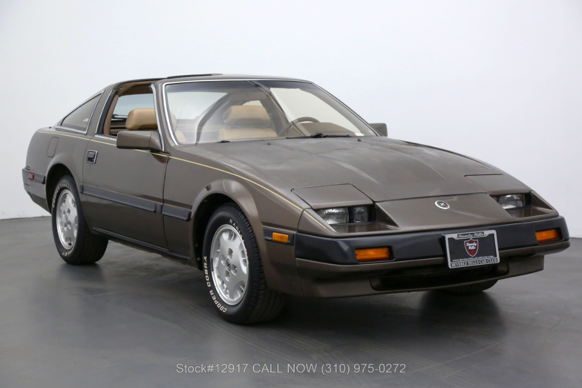 1985 Nissan 300ZX 5-Speed