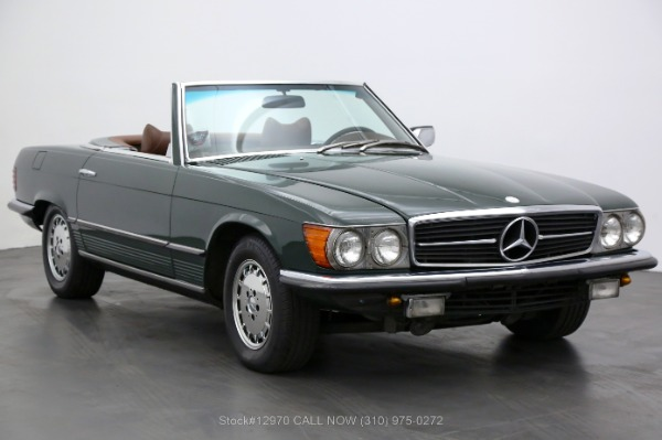 1978 Mercedes-Benz 280SL 4-Speed