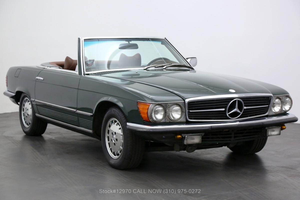 1978 Mercedes-Benz 280SL 4-Speed