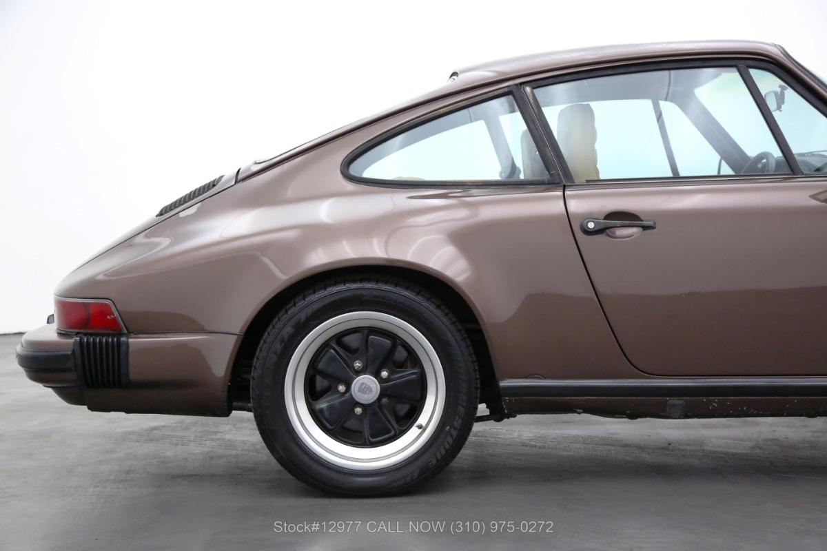 Used 1982 Porsche 911SC Coupe   Los Angeles, CA