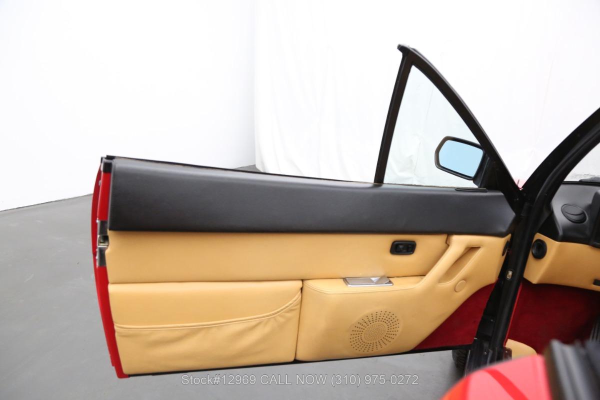 Used 1984 Ferrari Mondial Cabriolet   Los Angeles, CA