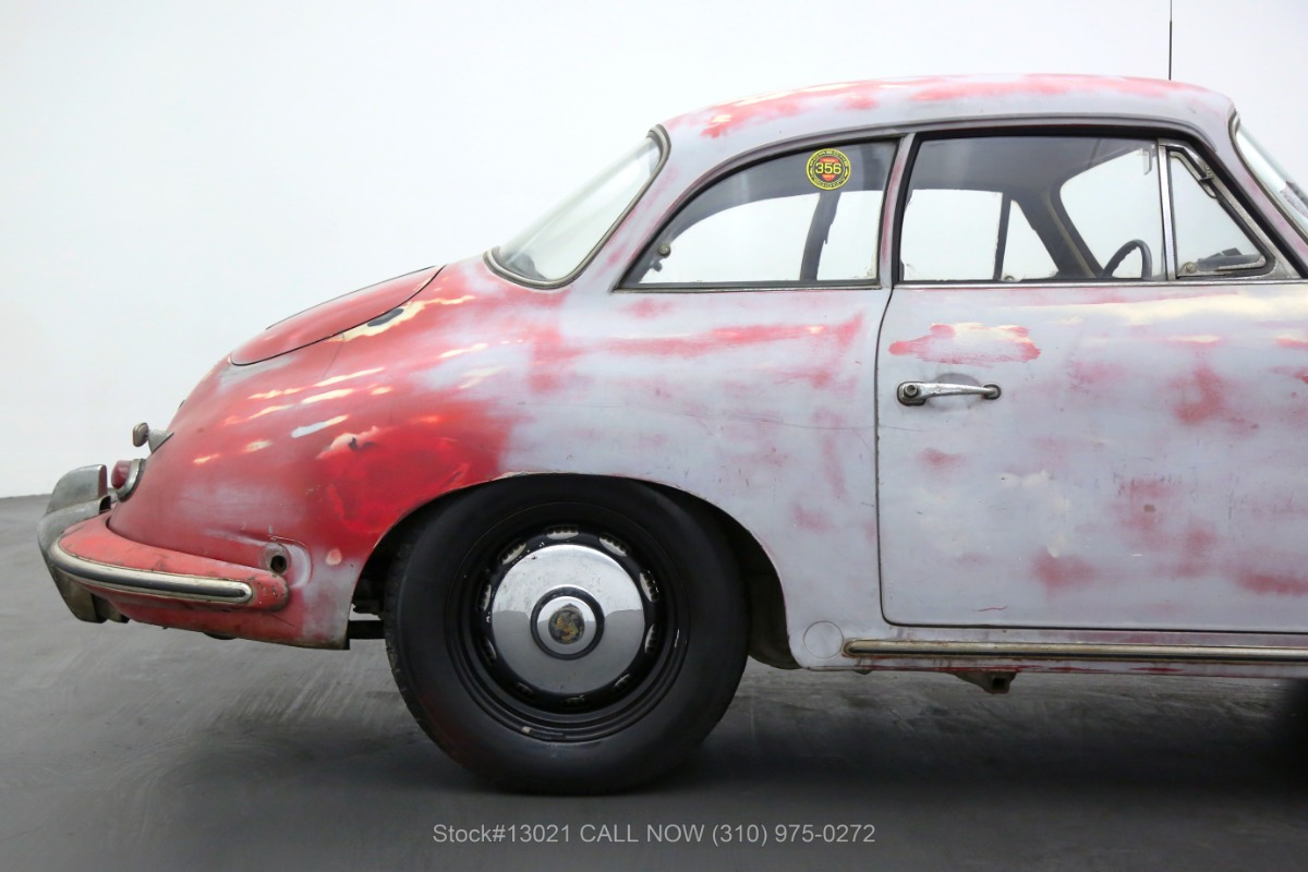 Used 1961 Porsche 356B 1600 Super Karmann Notchback Coupe | Los Angeles, CA