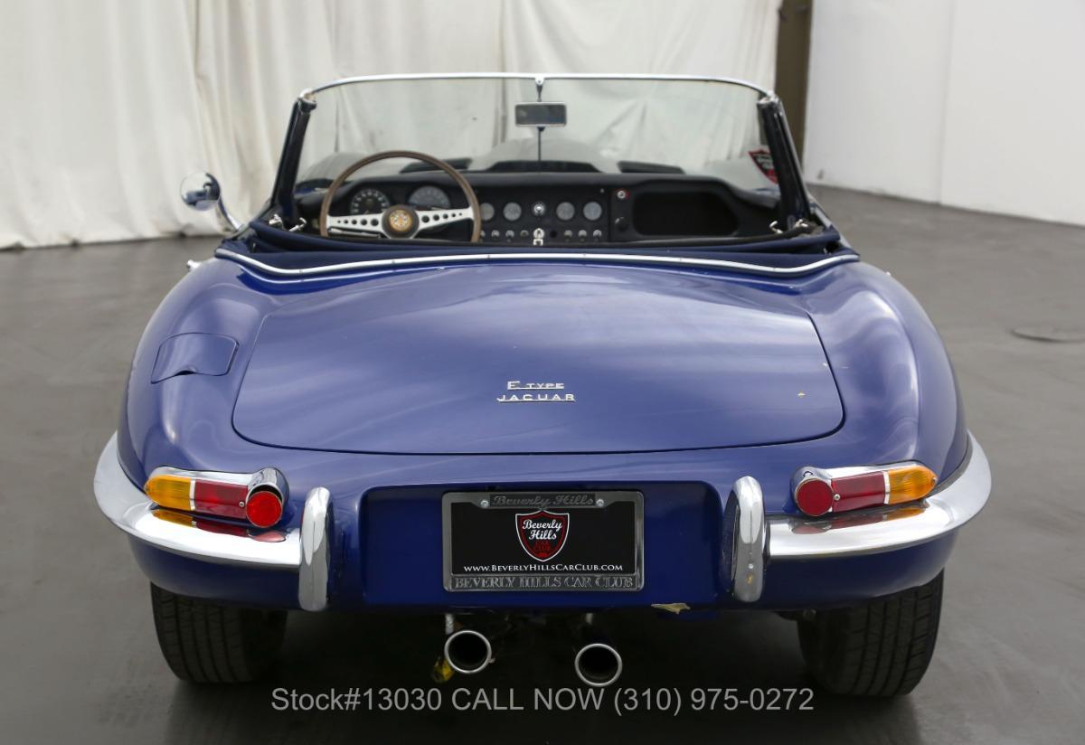 Used 1965 Jaguar XKE Roadster | Los Angeles, CA