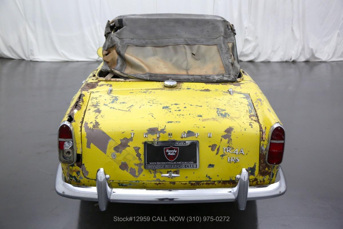 Used 1966 Triumph TR4A  | Los Angeles, CA