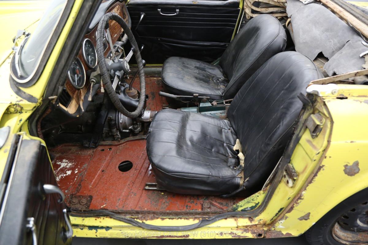 Used 1967 Triumph TR4A  | Los Angeles, CA