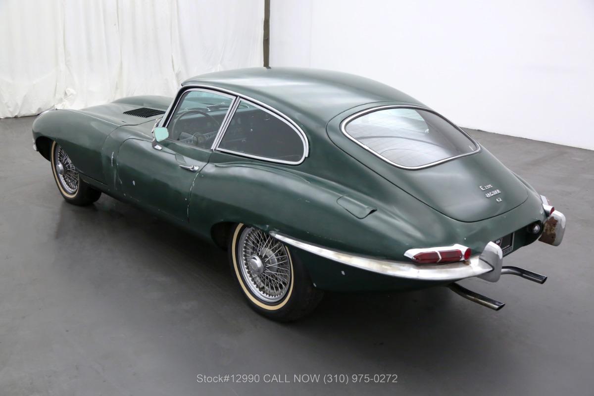 Used 1968 Jaguar XKE Series 1.5 Fixed Head Coupe | Los Angeles, CA